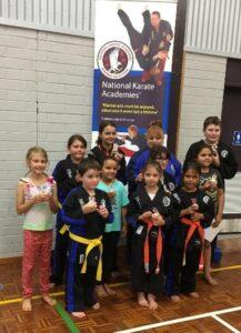 National Karate Academies – Meningie Branch